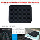 Motorcycle Scooter Bike Rear Passenger Seat Inflation Air Cushion Pad Breathable