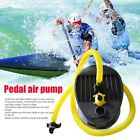 Inflatable Foot Press Kayak Raft boat  camping High Pressure Portable Air Pump