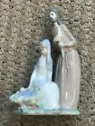 NAO by LLADRO Holy Family Nativity Mary Joseph Jesus