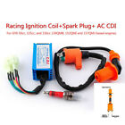 Racing Ignition Coil+Spark Plug CDI Fits GY6 50CC 150cc Scooter ATV Moped Stock