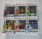 Wetmore Forest 6 Funko Pop Lot
