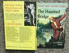 Nancy Drew 15 The Haunted Bridge 1962A 57 1st print in PC OT
