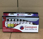 Daler Rowney Georgian Water Mixable Oil Set 10 Color x 37ml 119 900 650