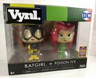 Funko VYNL BATGIRL + POISON IVY 2017 Summer Convention Exclusive LE 2500 NEW
