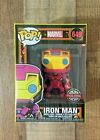 Funko Pop Marvel Black Light Figures 10