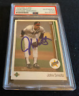 2015 Baseball Hall of Fame Inscribed Autographed Memorabilia Available Now 30