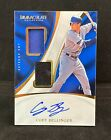 CODY BELLINGER 2017 Immaculate Dual Patch Rookie Auto #42 49 SP Autograph RC!