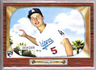 Corey Seager Dodgers RC 2016 Topps TBT #6 1955 Bowman Throwback Thursday Set #1