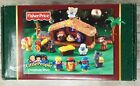 Fisher Price Little People Nativity Play Set Christmas Story 2005 Box J2404