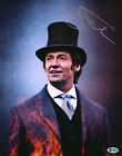 HUGH JACKMAN THE GREATEST SHOWMAN AUTOGRAPHED 11X14 PHOTO BAS BECKETT SIGNED 5