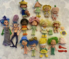 STRAWBERRY SHORTCAKE DOLL LOT Vintage Pet Baby 1980s Kenner Accessories 14 dolls
