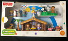 2013 Fisher Price Little People Childrens Nativity Hard To Find With 15 Figures