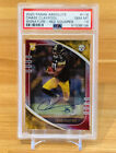 Chase Claypool Rookie PSA 10 Signature RC Absolute 2020 Red Squares #57 100 AUTO