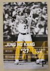 Jung-ho Kang Rookie Cards Guide and Checklist 27