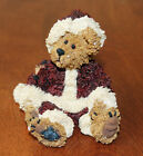 Sandy Claus. Have A Simple Christmas - Boyds Bears, Mint in Original Box, COA