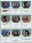 2020 Rittenhouse The Orville Archives Autograph Card Edition 12