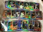 1997 BOWMAN CHROME REFRACTOR CARDS 25 TOTAL 23 DIFFERENT