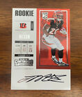 2017 Panini Contenders Football Cards - SP/SSP Rookie Ticket Print Runs Added 22