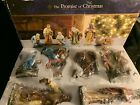 6 Piece Tall Deluxe Nativity Set By Robert Stanley The Promise Of Christmas