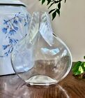 Lalique French Crystal Osumi Vase MINT signed 75 Tall