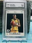 Kevin Durant Rookie Cards and Autographed Memorabilia Guide 48