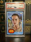 Topps Announces Daisy Ridley Autograph Cards in Several Star Wars Sets 7