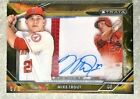 Ultimate Guide to Mike Trout Autograph Cards: 2009 to 2012 31