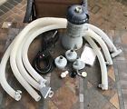 Intex Krystal Clear Above Ground Filter Pump Model 603 With Hoses  Extra O Ring