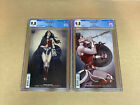 Wonder Woman (2018) #50 & 59 CGC 9.8 Jenny Frison Variant Cover Lot Of 2 Hot