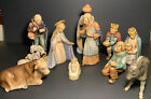 HUMMEL Goebel 11 Piece NATIVITY SET 214 Large Nice