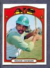 Reggie Jackson Baseball Cards, Rookie Cards and Autographed Memorabilia Guide 14