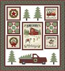 Homegrown Holidays By Deb Strain For Moda Perfect Tree Quilt Kit