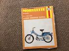Haynes Manual Mobylette Mopeds 49cc 1965 to 1976 RARE Softback