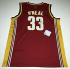 Shaquille O'Neal Signed Cleveland Cavaliers Jersey *HOF PSA 9A24465