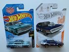 2020 Hot Wheels 64 Chevy Chevelle SS Super Treasure Hunt  70 Dodge Charger ID