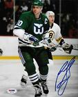 Ron Francis Cards, Rookie Card and Autographed Memorabilia Guide 37