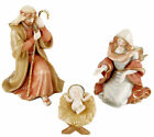 Lenox Little Town Of Bethlehem Holy Family Nativity 3 Piece Figurine Set New