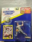 JIM ABBOTT ANGELS STARTING LINEUP 1991 SPECIAL EDITION 1ST 1 HANDED M.L. PITCHER