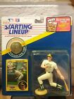 MARK MCGWIRE OAKLAND A'S STARTING LINEUP 1991 SPECIAL EDITION SILVER COIN FIGURE