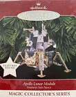 HALLMARK KEEPSAKE ORNAMENT APOLLO LUNAR MODULE #3 JOURNEYS INTO SPACE