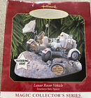 1999 Hallmark Keepsake Lunar Rover Vehicle Ornament
