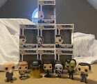 Addams Family Funko Pop Lot