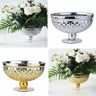 10 Compote Vase Mercury Glass Bowl Centerpiece Wedding Party Home Decorations