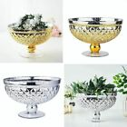 12 Compote Vase Mercury Glass Bowl Centerpiece Wedding Party Home Decorations
