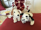 Lot of 2 Retired Ty Beanie Babies – Dogs  – Rufus and Dotty