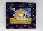KURT ADLER MAGNETIC NATIVITY ADVENT CHRISTMAS CALENDAR 24 PCS