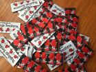 300pcs Custom Woven Labels Clothing Sewing Labels Tag Fabric Tags