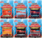 MINT 2020 RELEASE 1 6 PC SET 1 64 DIECAST MODEL CARS BY RACING CHAMPIONS RC012