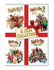 Nativity 4 Film Collection DVD 2018 New dvd FREE