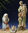 Josephs Studio 27 Scale Holy Family Figure Set Nativity Exclusively By Roman